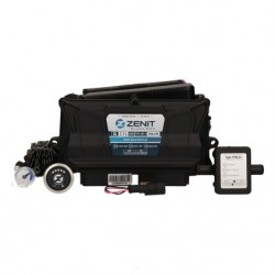 (5.2) KIT ECO 5 CYL ZENIT BLACKBOX EMULATEUR CARBURANT OBD