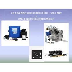 KIT 4 CYL ZENIT BLUE BOX ECO BASIC