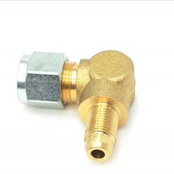 CONNECTOR SOLENOID valve COPPER Ø6 FLEXIBLEØ8 GZ2381-L39
