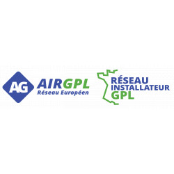 LPG GARAGE FROM THE AIR LPG NETWORK