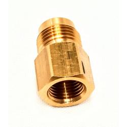 """) RACCORD DROIT  3/8"""" SAE EXT  X 5/16 SAE INT (Ø 13.5X 15.7mm) 5060 -S9"""