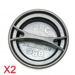 (2b)BOUCHON GPL BRC Ø10 X2 BR6103-B8