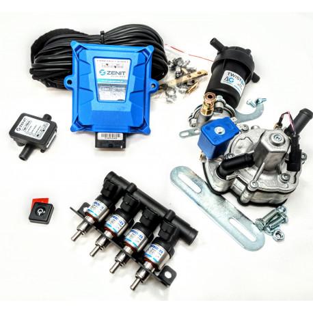 (3) KIT 3 CYL ZENIT BLUE BOX OBD COMPLET