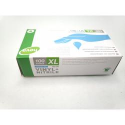GLOVES MECHANIC XL NITRILE BOLD BOX OF 100 EXTRA LARGE