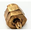 LPG ADAPTERS UNIVERSEL BOUT GAZ 13 KG FRANCE AU7237B -B6