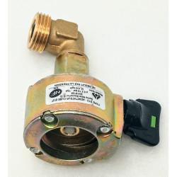 ADAPTATEUR BOUTEILLE GAZ CUBE COUDE AD513C32