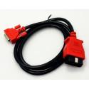 (6a) CABLE OBD AUTEL MX808 / MS 905-906-908