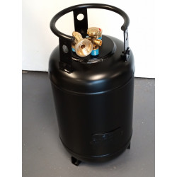 27 L BOTTIGLIA PER CAMPEGGIO GAS (R) senza connessione