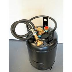 (1i) BOUTEILLE GAZ 4 TROUS 30L RECHARGEABLE+KIT REMPLISSAGE EXT 4BO8029-K