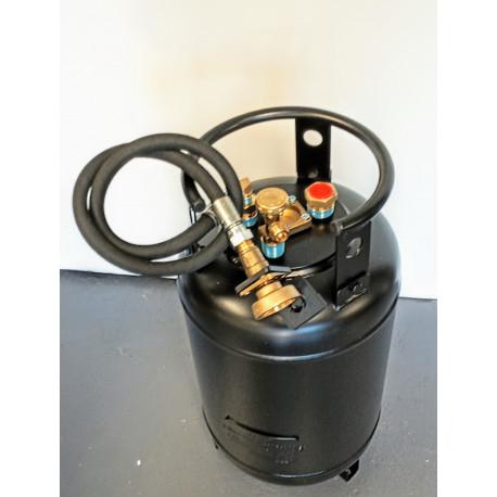 (1i) BOUTEILLE GAZ 30L RECHARGEABLE+KIT REMPLISSAGE EXT 4BO8029-K
