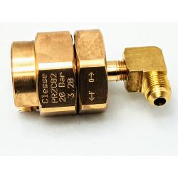(3.3) ADAPTATEURS UNIVERSEL BOUT GAZ 13 KG FRANCIA AU7237B -B6