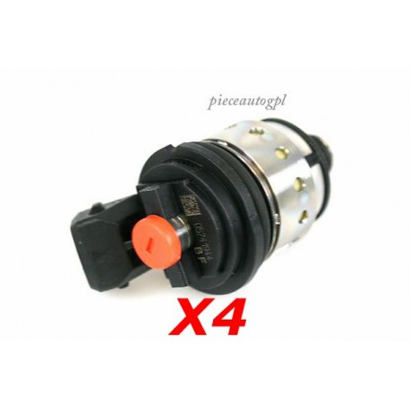 INJECTOR (a2) ORANGE x4 (old green) 4218-D28