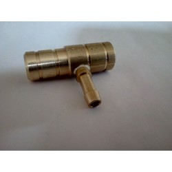 FITTING Ø16X14X5 FOR HOSE GAS OR WATER 3211T