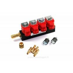 RAIL 4 CYL VALTEK 3ohm VA00139-E10