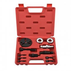 BOX Of TOOLS FOR the CLUTCH OF air CONDITIONER