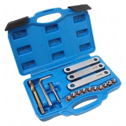 KIT Of TOOLS FOR THE REPAIR OF THREADS Of the CALIPER - INSERTS 10 X M9 1.25 MM OPEL VAG FORD