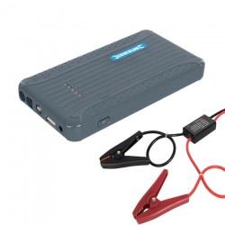 Booster de démarrage + batterie externe 12V- 6000 mAh -3 en 1