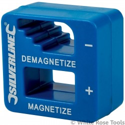 MAGNETIZER/DEGAUSSER FOR SMALL TOOLS, FERROUS