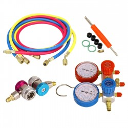 DIAGNOSTIC KIT AIR CONDITIONING AC REFRIGERATION R34A1