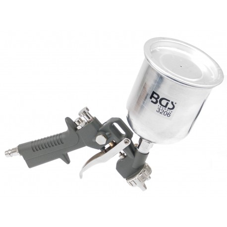 Pistolet de peinture air comprim 500cc for Pistolet peinture air comprime