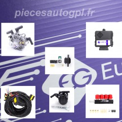 KIT 4 CYLINDRES EG BASICO ECO