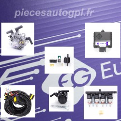 KIT 4 CYLINDERS ADVANCED 32.4 ECO