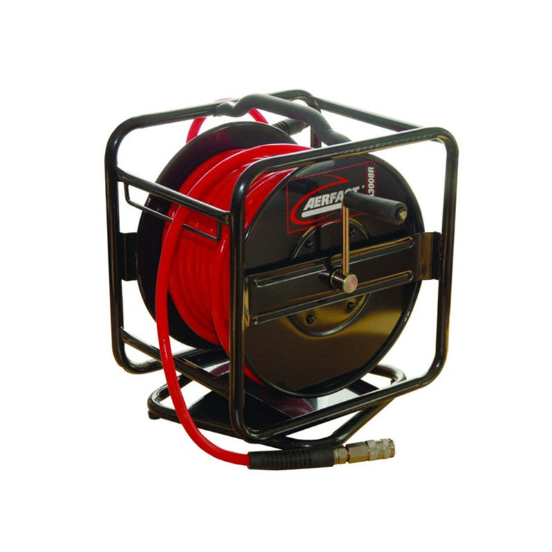 enrouleur tuyau air comprim automatique 30 ml. Black Bedroom Furniture Sets. Home Design Ideas