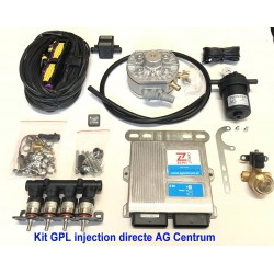 KIT INJECTION DIRECTE Opel Vectra/Zafira 2.2 114kW