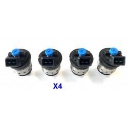 INJECTOR (d4) BLUE X4 4219-D30/1X4