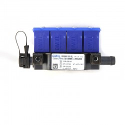 Rail OMVL 4 Injectors Lpg complete without probe