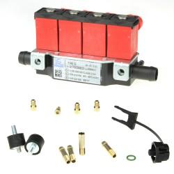 RAIL GPL 4 CYL ORANGE VALTEK VA120411-5622
