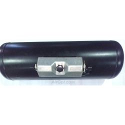 TANK Cylinder with plate 315x869x60L GZ4828