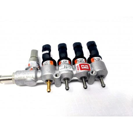FULL BRC LPG INJECTOR RAIL 4 CYLINDERS BR7410-D24
