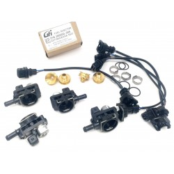GFI 4 cyl 2.25 GF4233-E1 INJECTOR KIT