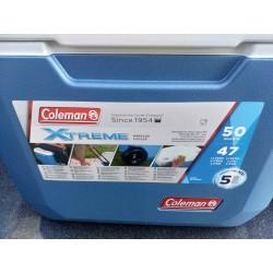 COLEMAN GLACIERE COLEMAN A ROULETTES 47 litres