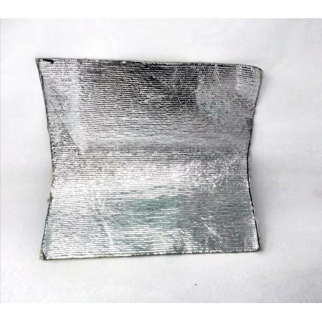 PROTECTION THERMIQUE PLAQUE ALUMINIUM 33X33 cm PR3378