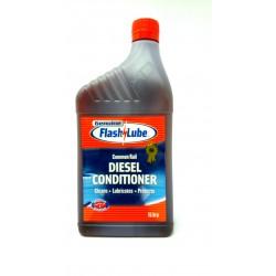 FLASHLUBE DIESEL CLEANER 1LITER FI1L-M21