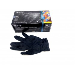 MECHANIC GLOVES S NITRILE BOLD BOX OF 100 SMALL