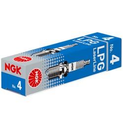 Bougies GPL NGK LASER LINE- LPG6 1565