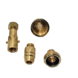 UNIVERSAL GAS-END ADAPTERS 13 KG AU7237 -B6